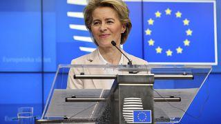 Ursula von der Leyen appelle au partage des produits médicaux en Europe