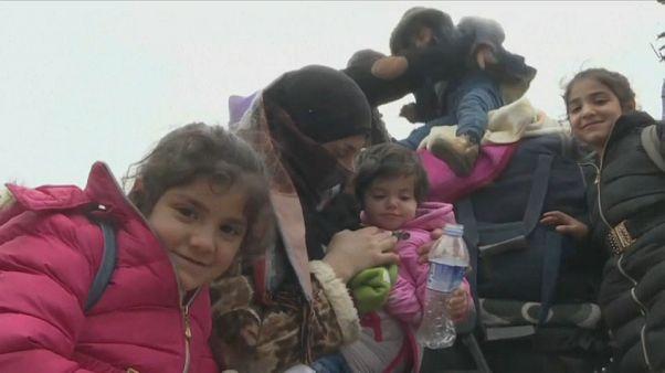 """""""Europa please!"""" - Kinder in der Pufferzone an der EU-Aussengrenze"""