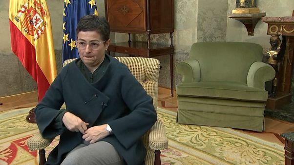 Gonzaléz Laya defiende la gestión del Gobierno español ante el coronavirus