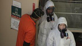 شیوع ویروس کرونا در واشنگتن