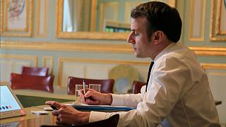 کاخ الیزه چگونه از رئیسجمهوری فرانسه در برابر ویروس کرونا محافظت میکند؟
