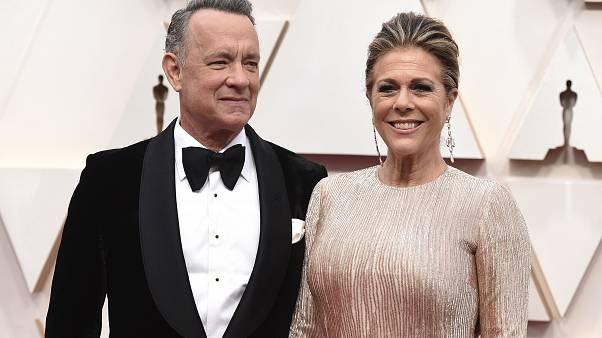Tom Hanks,Rita Wilson