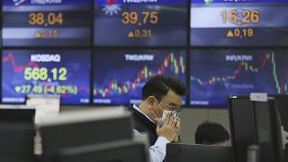 Pandemia afeta bolsas mundiais