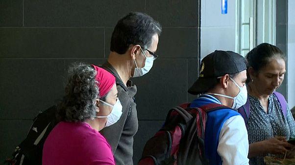 Latinoamérica reacciona ante el avance del coronavirus