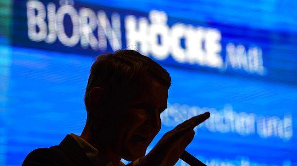"""Der AfD-""""Flügel"""" soll rechtsextreme Bestrebungen haben, Björn Höcke ist einer ihrer Chefs"""