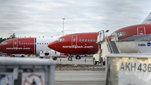 Quando il virus è il solo a viaggiare - il settore aereo in crisi prende un altro colpo