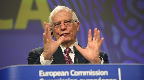 كبير الدبلوماسيين الأوروبيين جوزيب بوريل