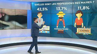 Municipales 2020 : portrait-robot des maires en France