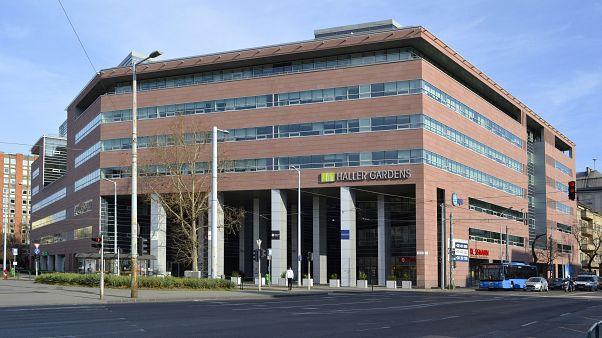 A Haller Gardens irodaház