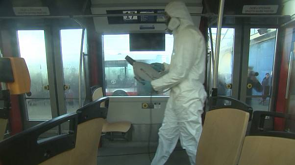 Czech Republic tests nanotechnology for disinfecting public transport