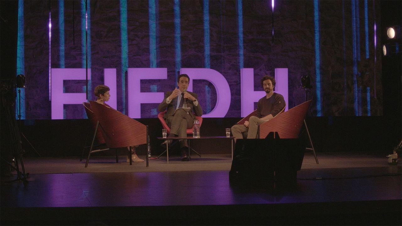 El Festival de Cine sobre Derechos Humanos de Ginebra entrega sus premios por streaming