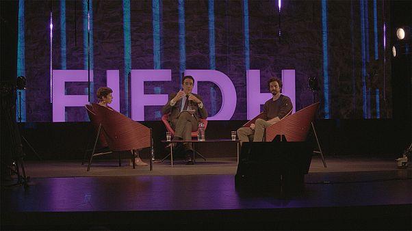 Geneva Human Rights film festival goes ahead via livestream amid Covid-19 outbreak