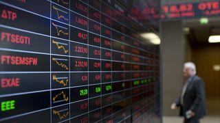 Βαριές απώλειες στο Χρηματιστήριο Αθηνών