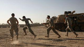 Irak'taki ABD askerleri (arşiv)