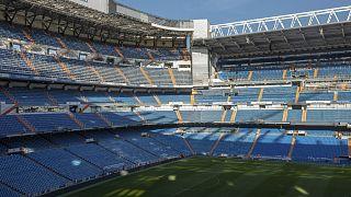 فيروس كورونا: ريال مدريد في الحجر الصحي وتعليق الليغا واجتماع هام ليويفا