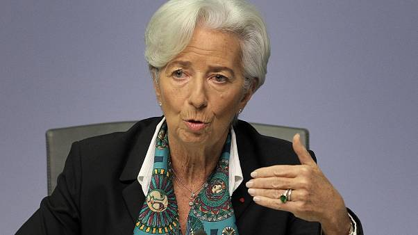 Avrupa Merkez Bankası Başkanı Christine Lagarde