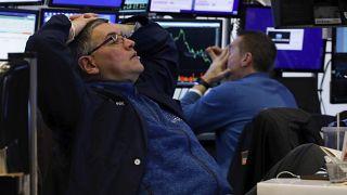 Мировые фондовые индексы рухнули после заявления ЕЦБ