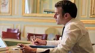 Fransa'da eğitime Covid-19 molası: Okul ve üniversiteler ikinci bir emre kadar kapatıldı