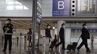 مطار بكين