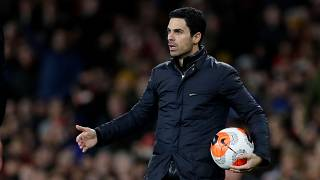 Mikel Arteta tested positive for COVID-19