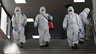 COVID-19: хроника эпидемии