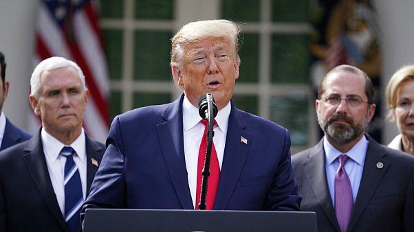 کرونا در جهان؛ دونالد ترامپ در آمریکا وضعیت اضطراری اعلام کرد