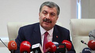 Sağlık Bakanı Fahrettin Koca, Koronavirüs Bilim Kurulu toplantısı sonrası