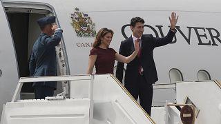 Η σύζυγος του πρωθυπουργού του Καναδά βρέθηκε θετική στον κορονοϊό