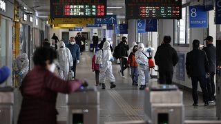 Güney Kore'de ilk defa iyileşen sayısı yeni koronavirüs vakası sayısını geçti