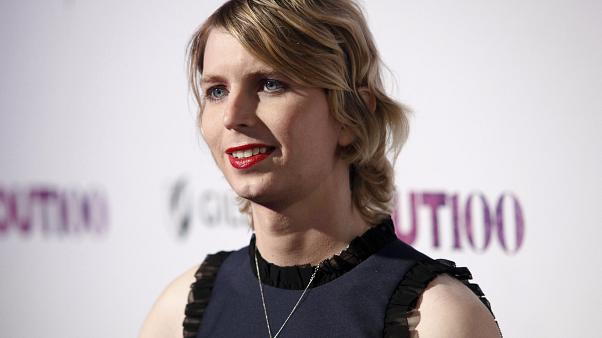 In this Nov. 9, 2017, file photo, Chelsea Manning attends the 22nd Annual OUT100 Celebration Gala at the Altman Building in New York.