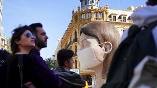 Spain Fallas Virus Outbreak