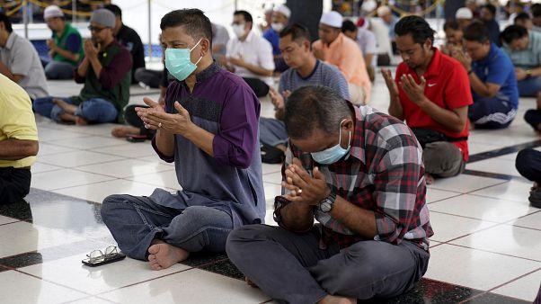 Virus Outbreak Malaysia