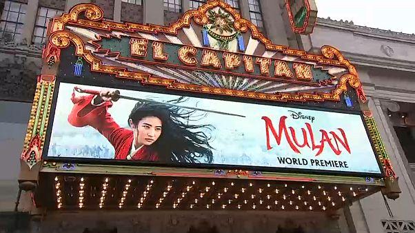 """""""Mulan""""-Premiere in Los Angeles"""