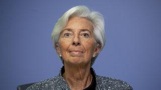 كرستين لاغارد مديرة البنك المركزي الأوروبي