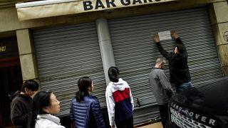 El País Vasco decreta la emergencia sanitaria y Cataluña ordena la cuarentena en cuatro localidades