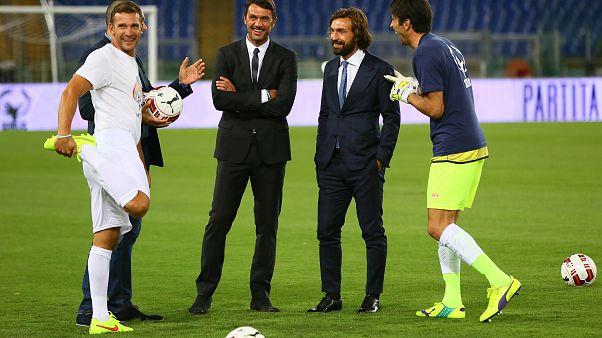 AC Milan'ın eski kaptanı Paolo Maldini ve oğlunun da koronavirüs testi pozitif çıktı