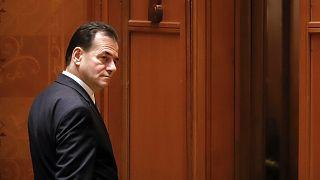 Romanian interim Prime Minister Ludovic Orban will self-isolate against coronavirus