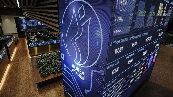Borsa İstanbul haftanın son işlem gününde kayıpları telafi ediyor