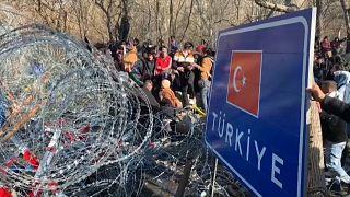 Deux semaines de crise à la frontière turco-grecque