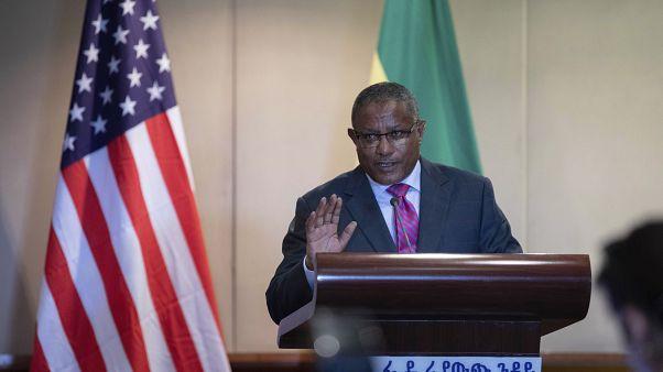 وزير الخارجية الإثيوبي جيدو أندارجاشيو