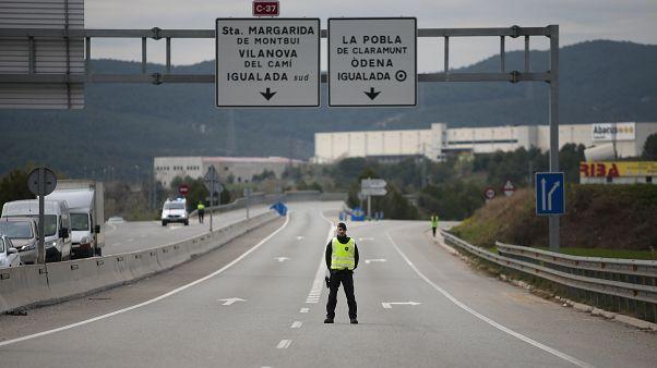 COVID-19: Испания принимает жесткие меры на фоне роста числа инфицированных