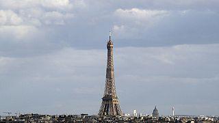 A párizsi Eiffel-torony