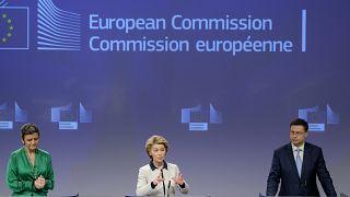Resposta da UE ao Covid-19 com mais 37 mil milhões de euros