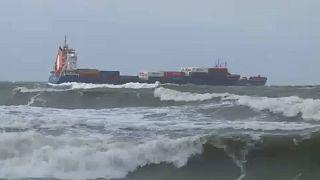 Pusztító vihar Litvániában