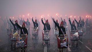 """مظاهرة حاشدة بفرنسا اعتراضا على"""" تأجير الأرحام"""