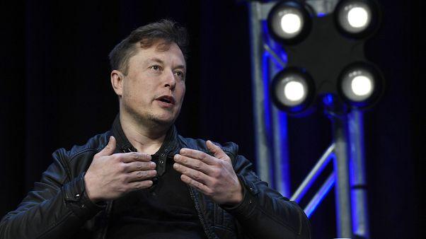 Tesla, SolarCity ve Space X'in CEO'su ABD'li girişimci Elon Musk