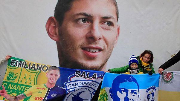 Arjantinli santrfor Emiliano Sala
