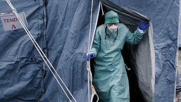Europa é o novo epicentro da pandemia de covid-19