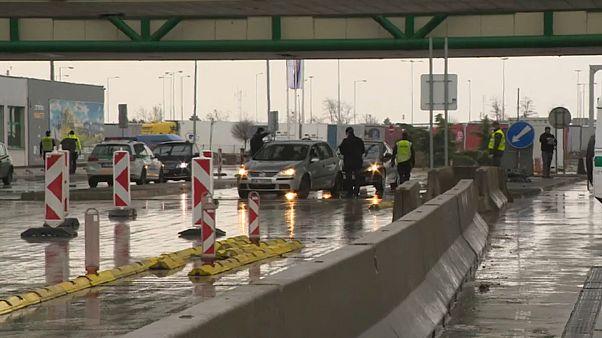 Covid-19: Fronteiras encerradas na Europa de Leste