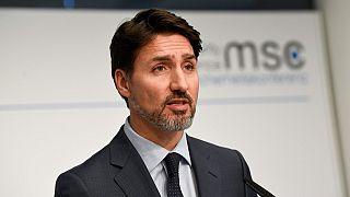 Kanada Başbakanı Justin Trudeau (Arşiv)